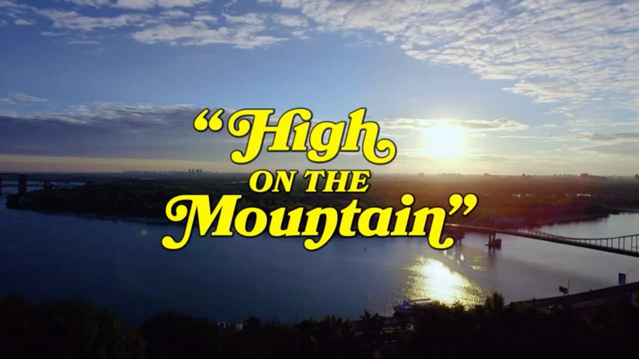 High on the Mountain